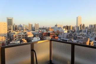 【展望】三軒茶屋シティハウス