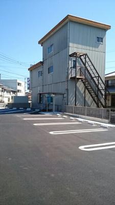 【駐車場】モンテリザイアⅠ