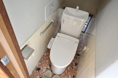 【トイレ】コーポパンジーⅧ