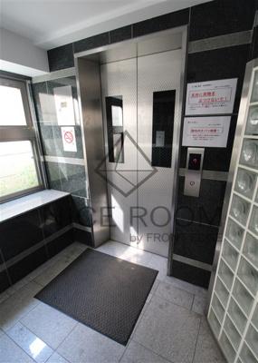 菱和パレス代官山 エレベーター