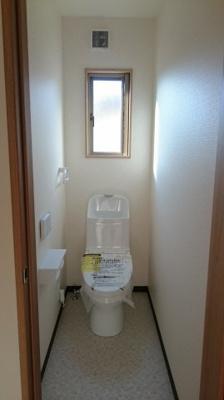 【トイレ】鳥取市卯垣3丁目戸建て