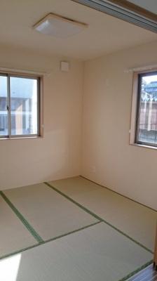 【和室】鳥取市卯垣3丁目新築戸建て