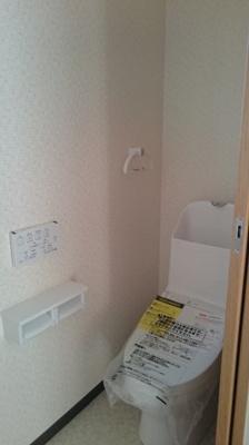 【トイレ】鳥取市卯垣3丁目新築戸建て