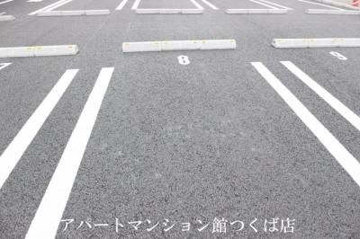 【駐車場】サニーレジデンスD