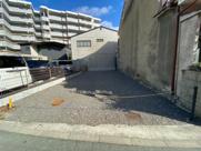 ◆建築条件無し◆駅徒歩4分◆3沿線利用可能◆現況更地◆伏見区桃山町松平筑前の画像