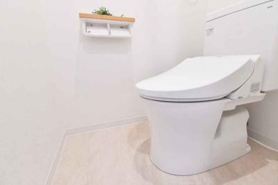 【トイレ】エスリード福島