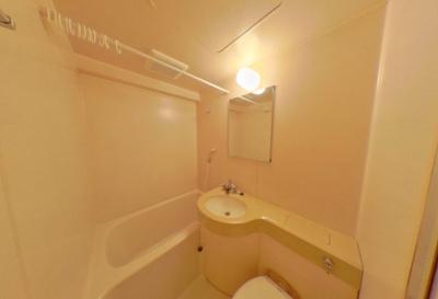 【浴室】下関スカイマンション・シー・ビュー満珠