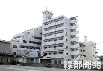 【外観】下関スカイマンション・シー・ビュー満珠
