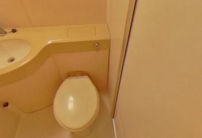 【トイレ】下関スカイマンション・シー・ビュー満珠
