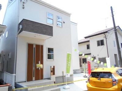 栗橋駅 西側 加須市 旗井 駐車2台並列2台。 居間でしょ。今でしょ。うぉ WIC3つだ。