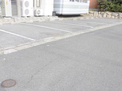 【駐車場】マリンマツヤマ