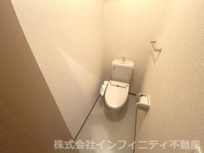 【トイレ】マ・アムール