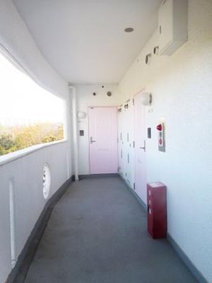 廊下(共用部分)