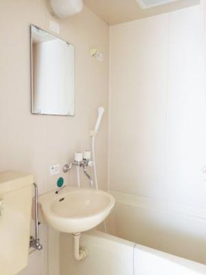 【浴室】ラ・ビ・クレール