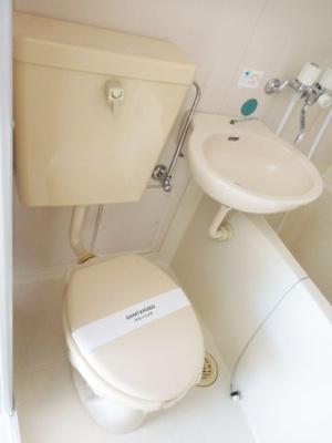 【トイレ】ラ・ビ・クレール