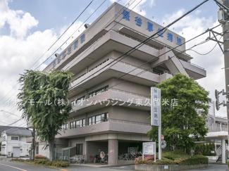 保谷厚生病院(1,908m)