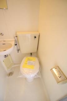 【トイレ】ビシック西進