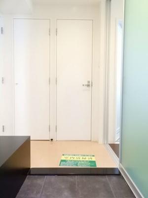 【玄関】ブランメゾン@船場