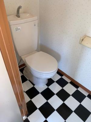 【トイレ】メゾンしずか