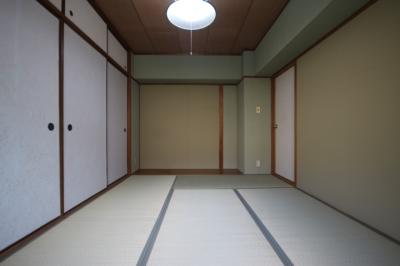 【寝室】鶴甲コーポ36号館