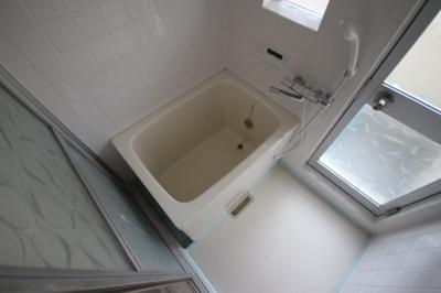 【浴室】鶴甲コーポ36号館