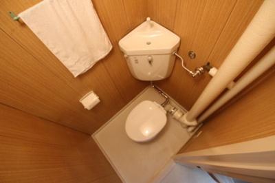 【トイレ】鶴甲コーポ36号館