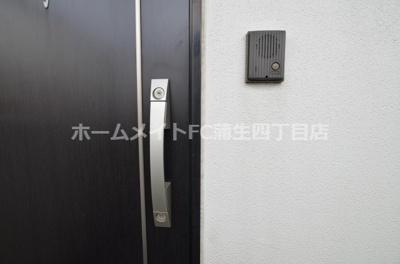 【玄関】ディベールメゾン