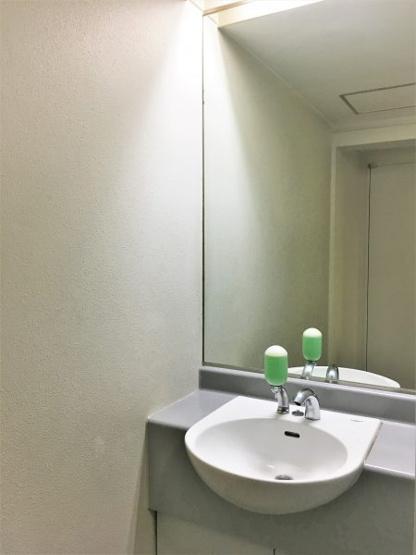 【洗面所】桜橋八千代ビル