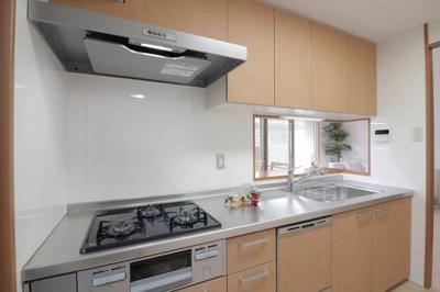 【キッチン】メロディーハイム中百舌鳥ブライトガーデン