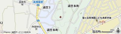 【地図】メゾンブライト