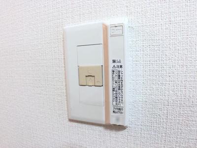 【玄関】サニーハウス 久米・