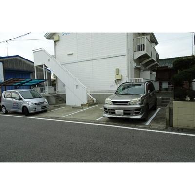 【駐車場】プリティオカモト