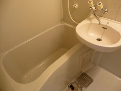 【浴室】ヴィラプレフェールⅡB棟