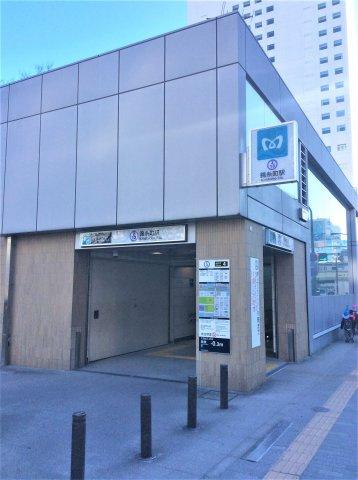 地下鉄半蔵門線錦糸町駅