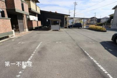 【駐車場】ヒルサイドテラス D棟