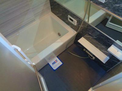追い焚き・浴室乾燥機能付き