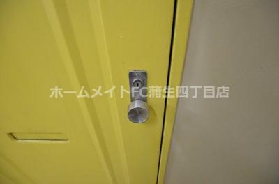 【玄関】プレアール関目Ⅱ