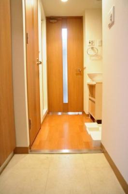 【玄関】エステムプラザミッドプレス