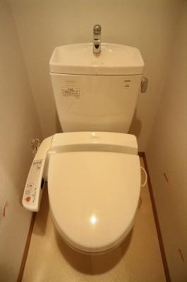【トイレ】エステムプラザミッドプレス