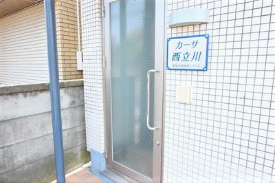 【エントランス】カーサ西立川