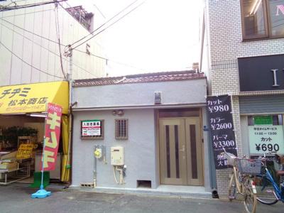 【外観】駒川5丁目貸家