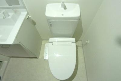 【トイレ】エグゼ新北野