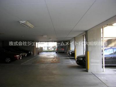 【駐車場】プティアンファン鎌倉