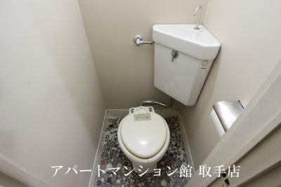 【トイレ】アルチェ白山