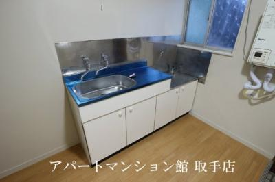 【キッチン】アルチェ白山