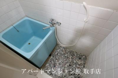 【浴室】アルチェ白山