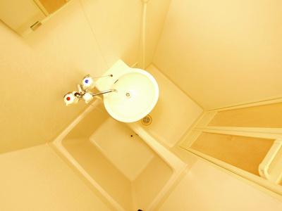 【浴室】レオパレスフローラ