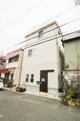 【外観】八尾木北店舗