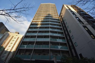 ワンランク上の2LDK タワーマンション パークハビオタワーの画像