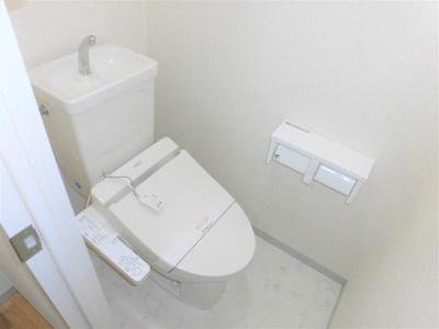 【トイレ】ヌーベルメゾンA